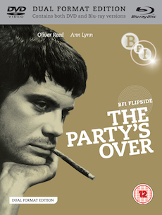 Buy The Party's Over (Flipside 011) (Dual Format Edition)