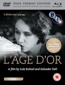 Buy L'Age d'Or (Dual Format Edition)