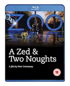 Buy A Zed and Two Noughts (Blu-ray)
