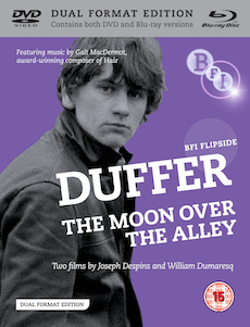 Buy Duffer & The Moon over the Alley (Flipside 015) (Dual Format Edition)