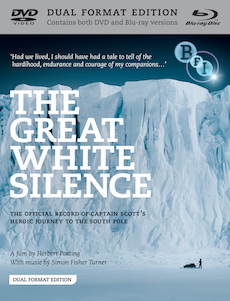 Buy The Great White Silence (Dual Format Edition)