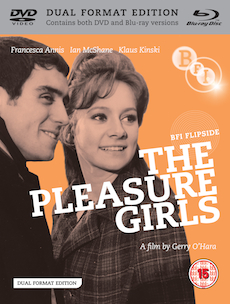 Buy The Pleasure Girls (Flipside 010) (Dual Format Edition)