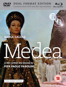 Buy Medea (Dual Format Edition)