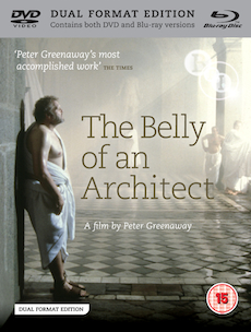 Buy The Belly of an Architect (Dual Format Edition)