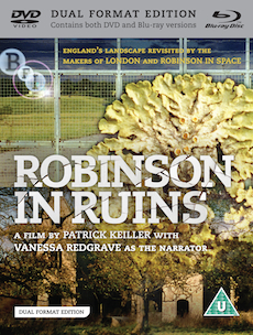 Buy Robinson in Ruins (Dual Format Edition)
