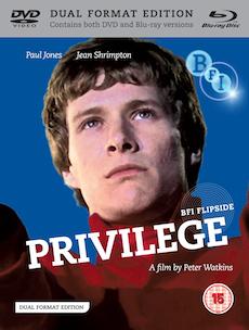 Buy Privilege (Dual Format Edition)