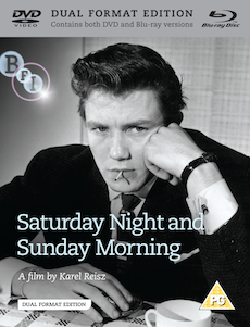 Buy Saturday Night and Sunday Morning (Dual Format Edition)