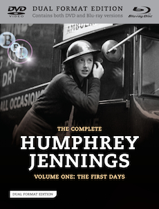 Buy The Complete Humphrey Jennings Collection Volume One: The First Days (Dual Format Edition)