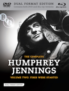 Buy The Complete Humphrey Jennings Collection Volume Two: Fires Were Started (Dual Format Edition)