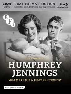 Buy The Complete Humphrey Jennings Collection Volume Three: A Diary for Timothy (Dual Format Edition)