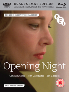 Buy Opening Night (Dual Format Edition)