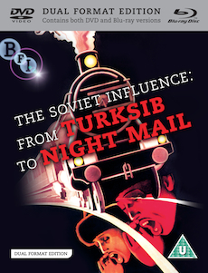 Buy The Soviet Influence: From Turksib to Night Mail (Dual Format Edition)