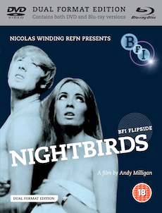 Buy Nightbirds (Flipside 023) (Dual Format Edition)
