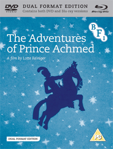 Buy The Adventures of Prince Achmed (Dual Format Edition)