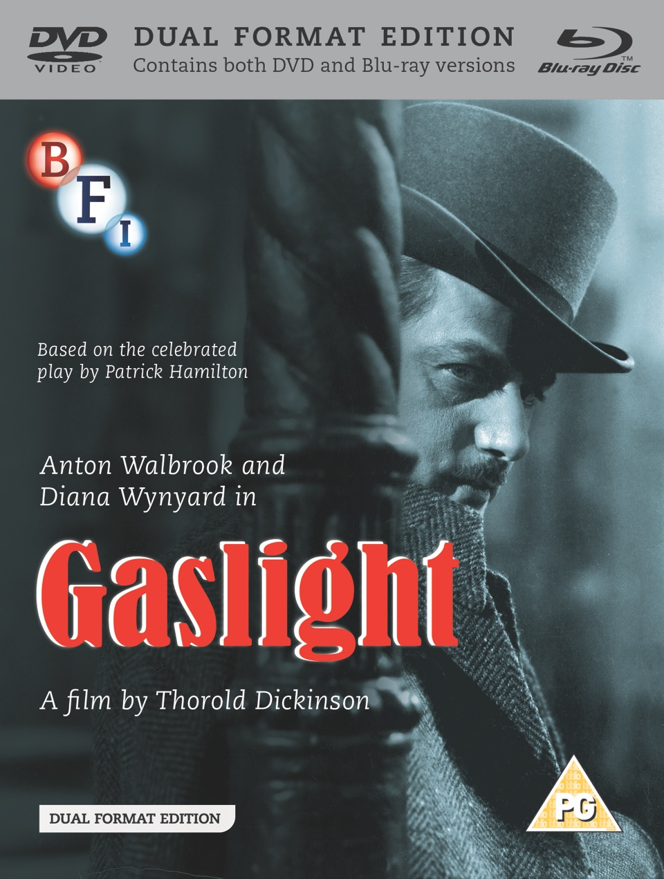 Buy Gaslight (Dual Format Edition)