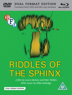 Buy Riddles of the Sphinx (Dual Format Edition)