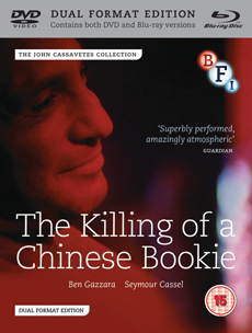 Buy The Killing of a Chinese Bookie (Dual Format Edition)