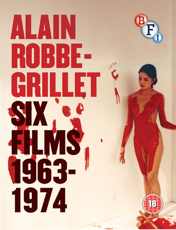 Buy Alain Robbe-Grillet: Six Films 1964-1974