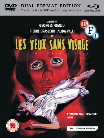 Buy Eyes Without a Face (Dual Format Edition)