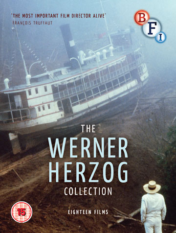 Buy The Werner Herzog Collection (Blu-ray Box Set)