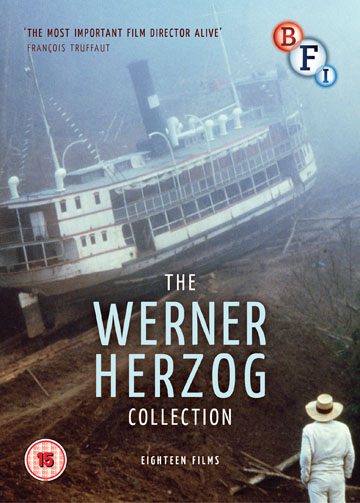 Buy The Werner Herzog Collection (DVD Box Set)