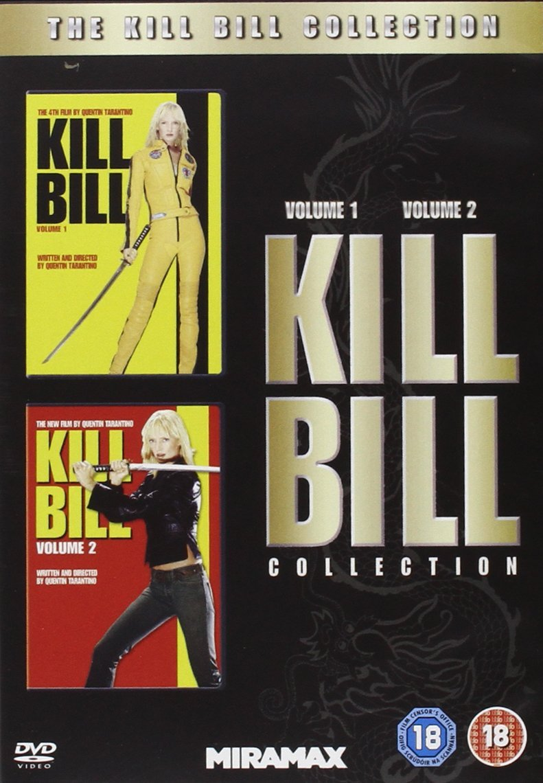 Buy Kill Bill: Volumes 1 and 2