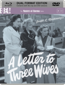 Buy A Letter to Three Wives