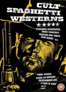 Buy Cult Spaghetti Westerns