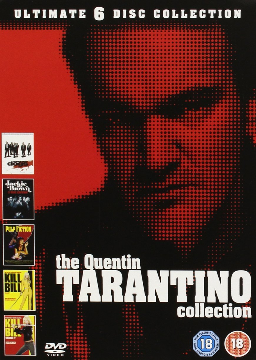 Buy Quentin Tarantino Collection