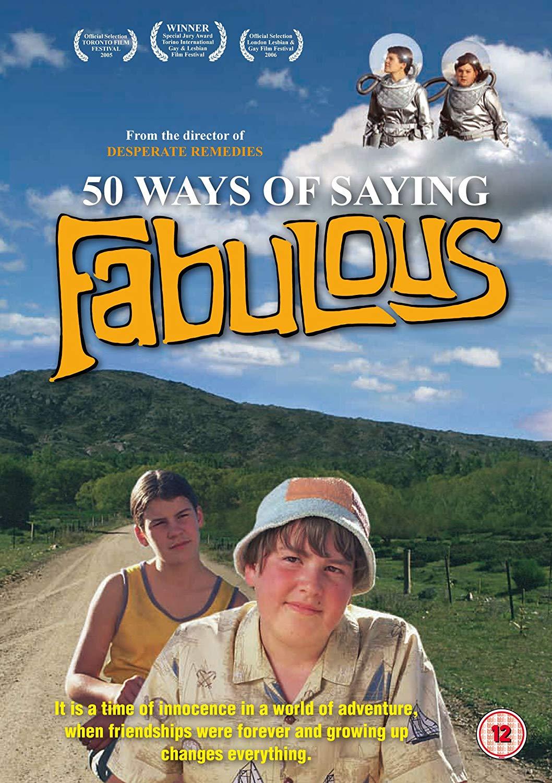 Buy 50 Ways of Saying Fabulous