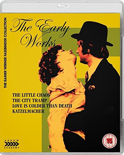 Buy The Early Works of Rainer Werner Fassbinder Blu-ray