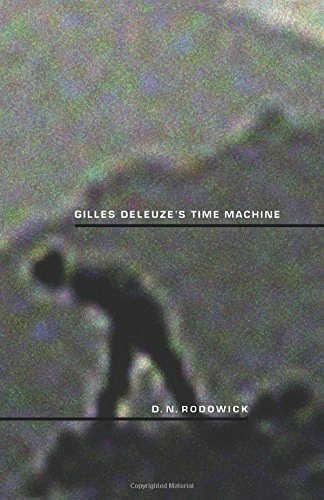 Buy Gilles Deleuze's Time Machine