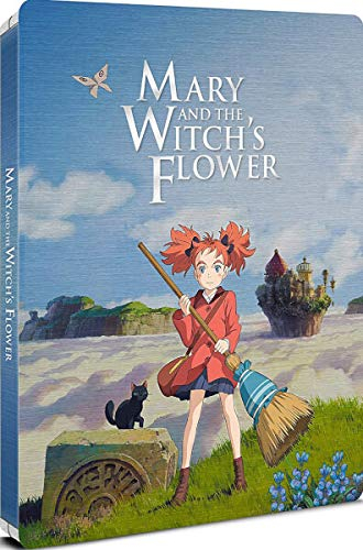 Buy Mary and The Witch's Flower (Blu-ray)