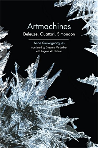 Buy Artmachines: Deleuze, Guattari, Simondon