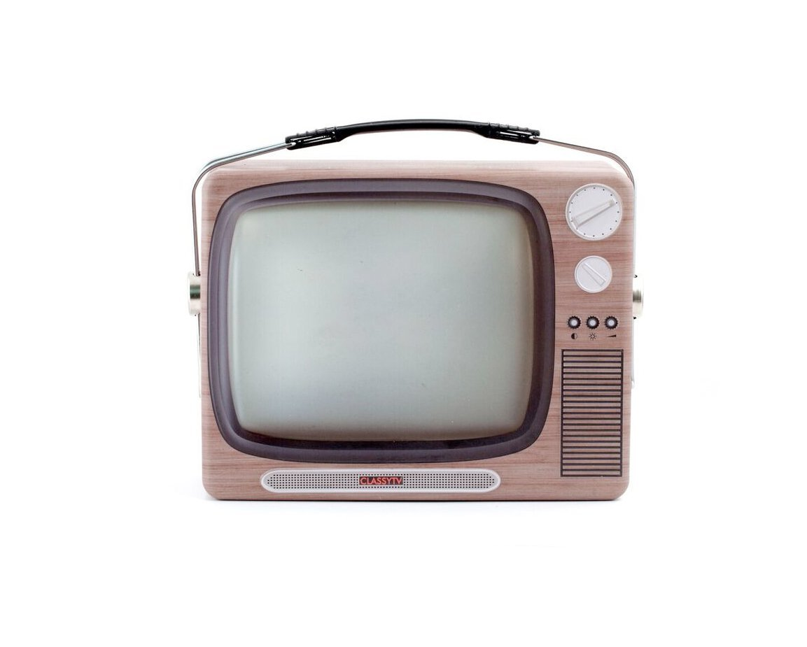 Buy Retro TV lunchbox