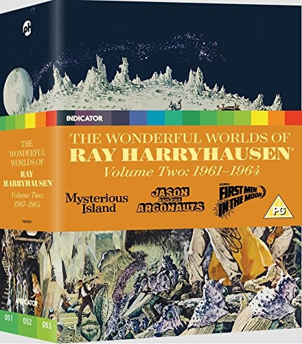 Buy The Wonderful Worlds of Ray Harryhausen: Volume Two - 1961-1964