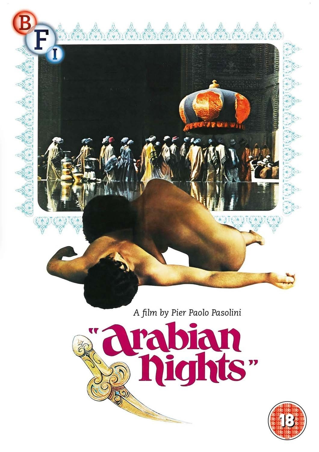 Buy Arabian Nights (DVD re-issue)