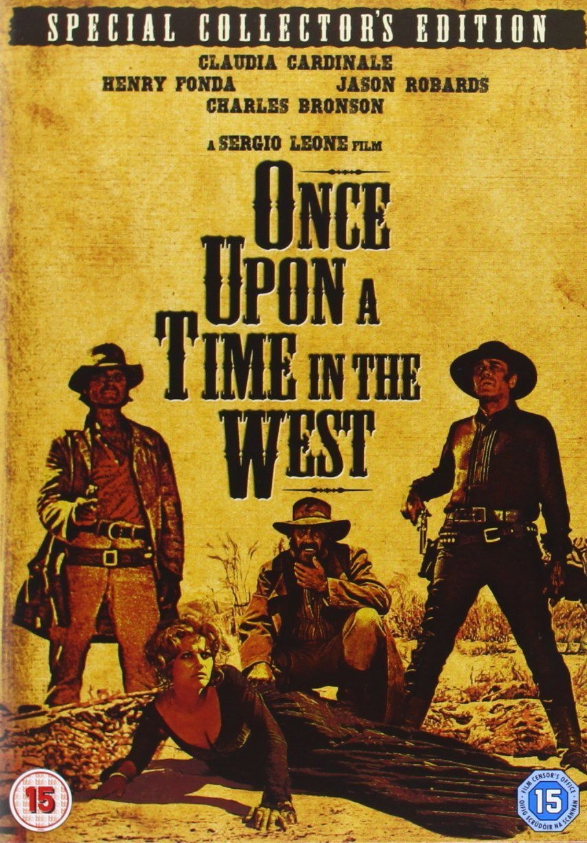 Buy Once Upon a Time in the West