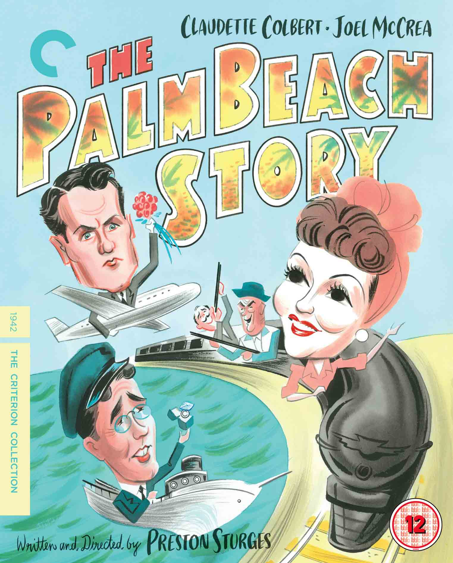 Buy The Palm Beach Story (Blu-ray)