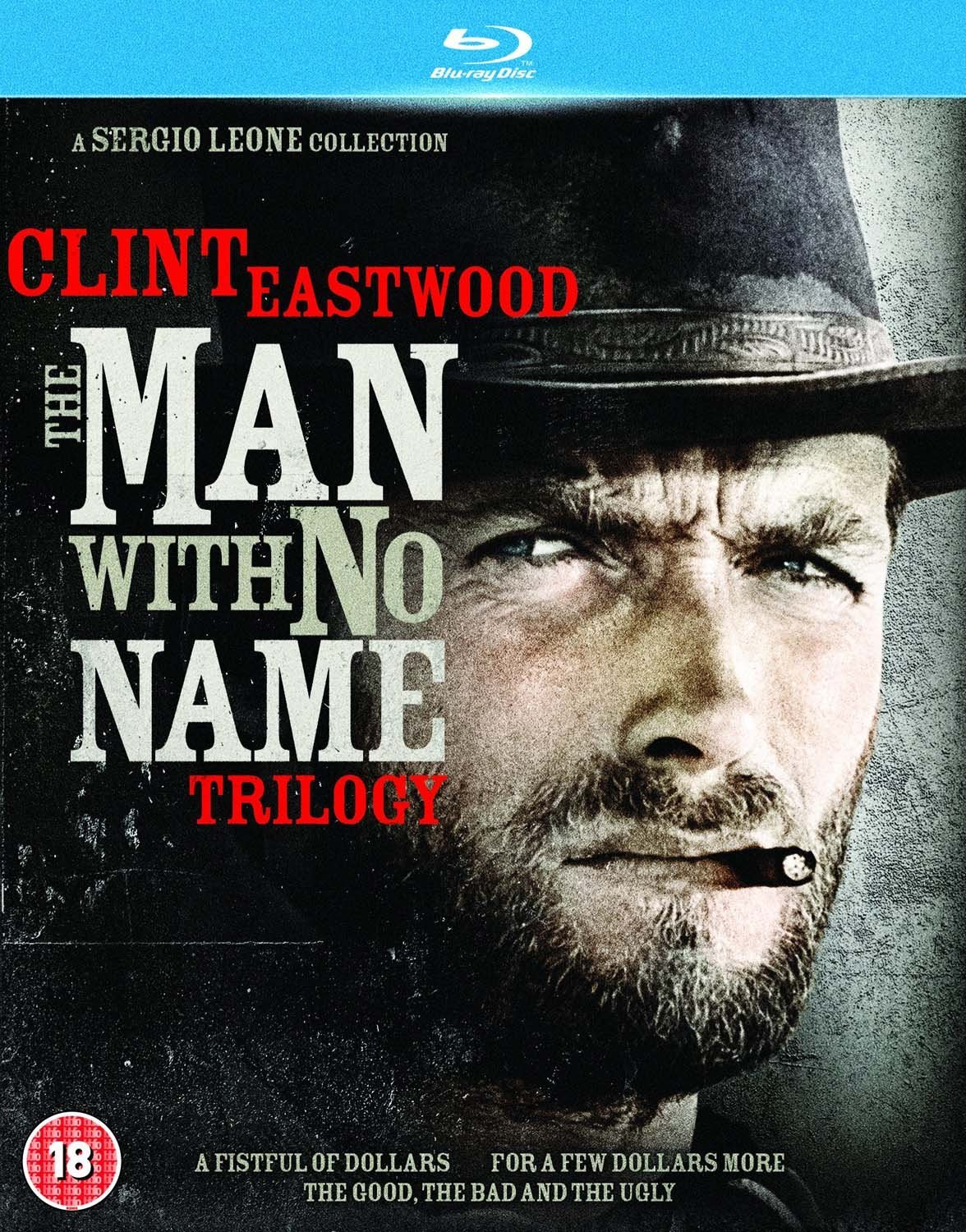 Buy The Man With No Name Trilogy (Blu-ray)