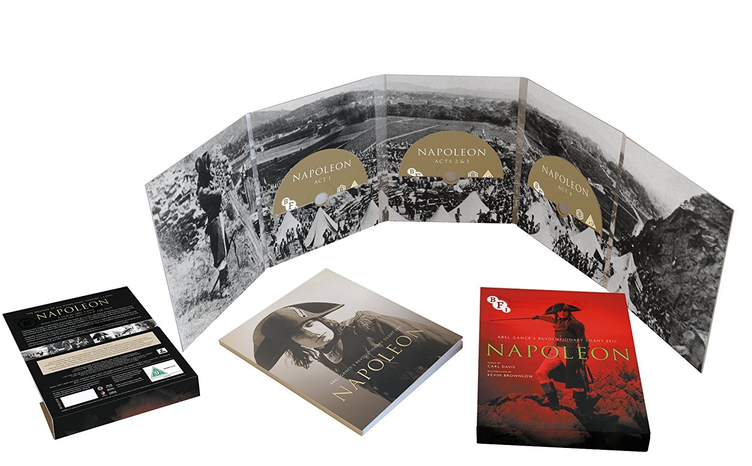 Buy 1st EDITION Napoleon (Blu-ray)
