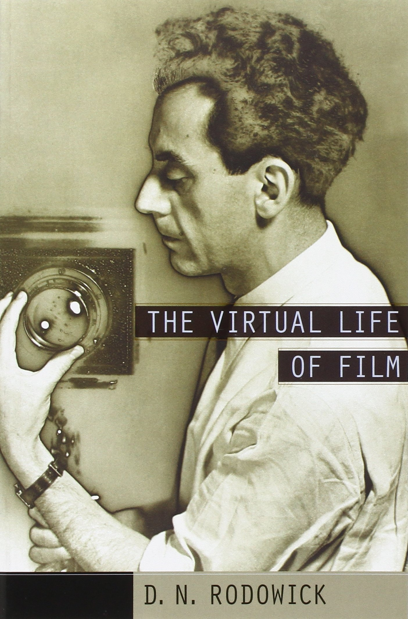 Buy The Virtual Life of Film