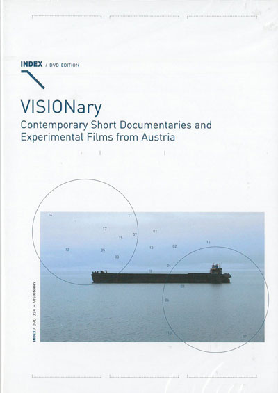 Buy VISIONary: Contemporary Short Documentaries and Experimental Films from Austria (DVD)