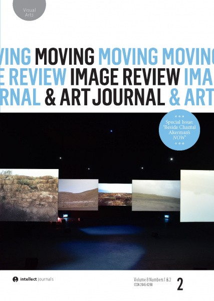 Buy The Moving Image Review & Art Journal - MIRAJ Vol 8.1+2