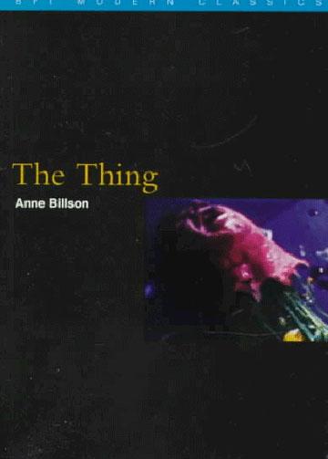 Buy The Thing: BFI Film Classics