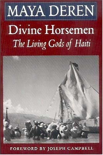 Buy Divine Horsemen: Living Gods of Haiti