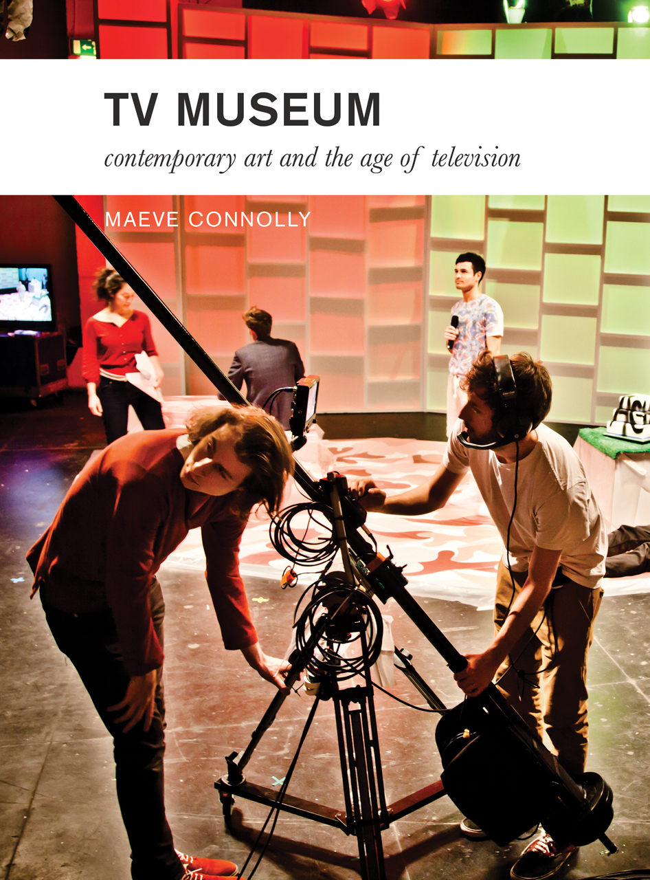 Buy TV Museum: Contemporary Art and the Age of Television