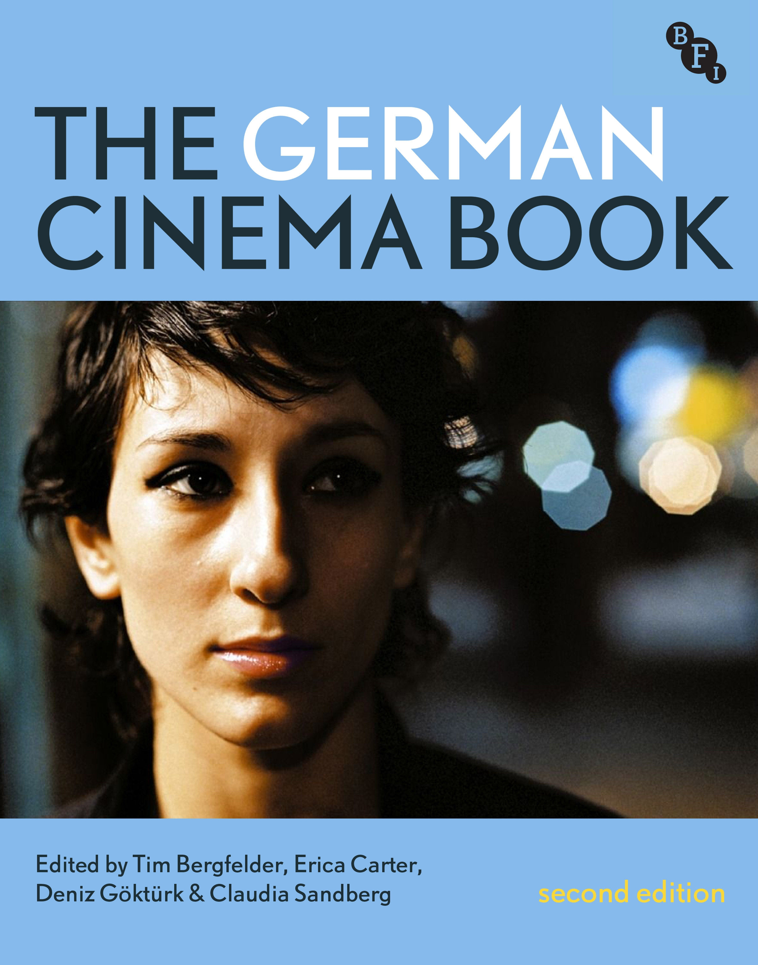 Buy The German Cinema Book