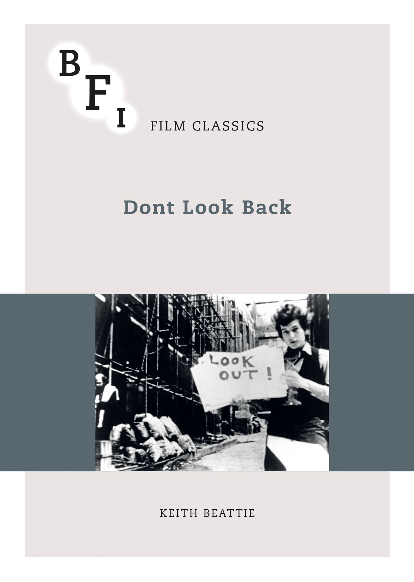 Buy Dont Look Back: BFI Film Classics