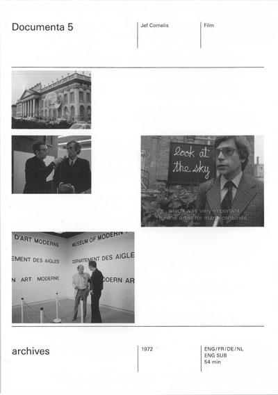 Buy Documenta 5
